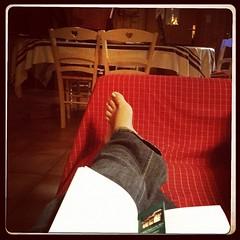 Sisi, je sais le faire #nerienfaire - kijk, ze kan het wel, nietsdoen! #vrijdagavond #ontspanning
