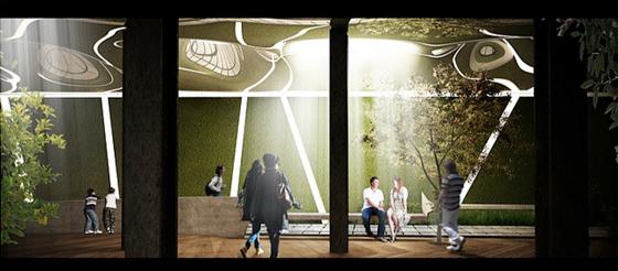 The Lowline, photo courtesy of Delancey Underground