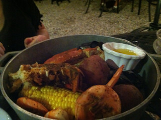 Mar Vista Steamer Pot, Cloaked Review, Mar Vista Dockside Restaurant & Pub