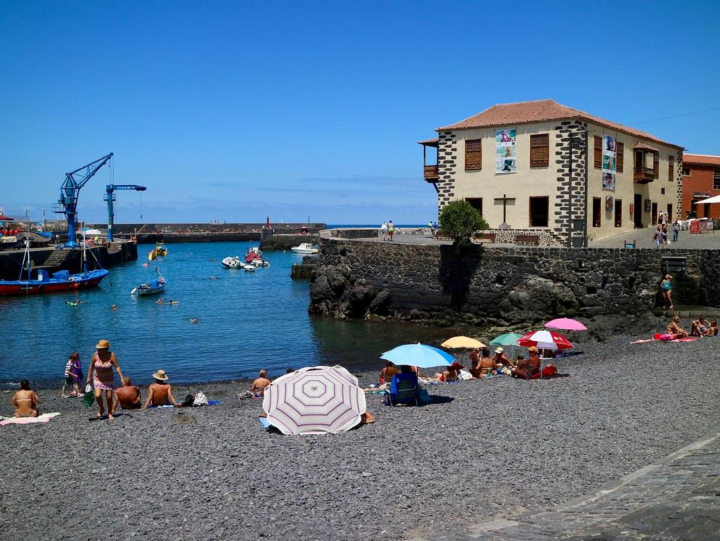 Muelle Puerto de la Cruz