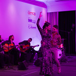 Flamenco Dancers during the Gala Dinner