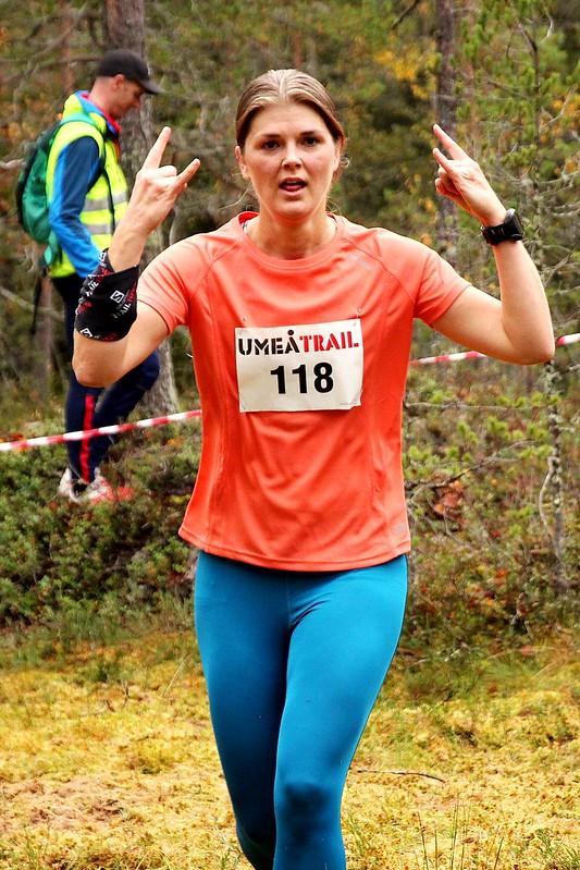 Umeå Trail Run 2016