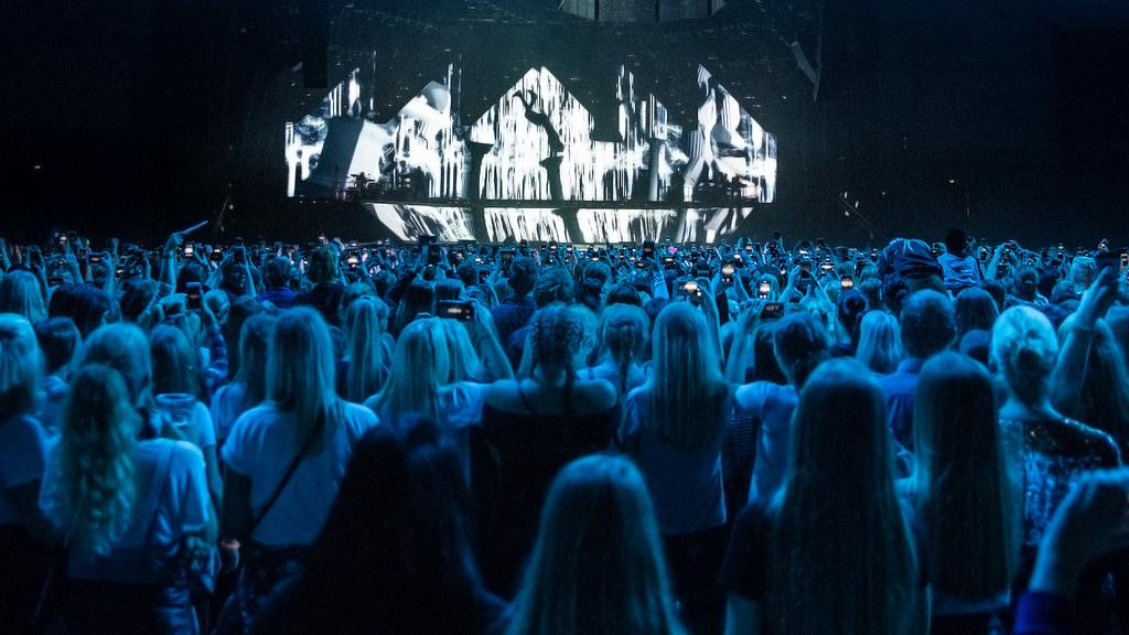 Justin Bieber - Telenor Arena 2016. Foto: