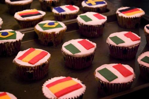 Flag Cakes 02