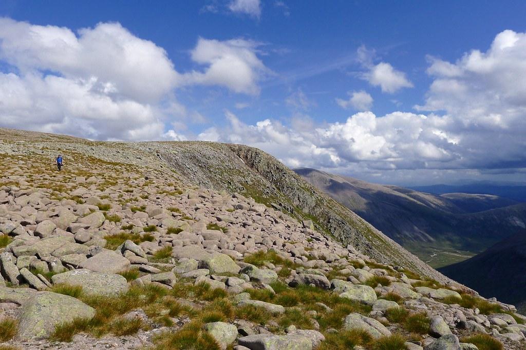 The Braeraich Plateau