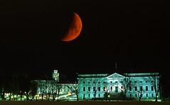 La lune au Musée