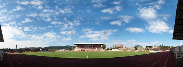 DVTK Stadion Pano 5
