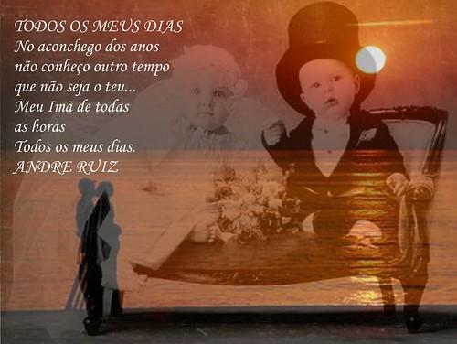 TODOS OS MEUS DIAS by amigos do poeta