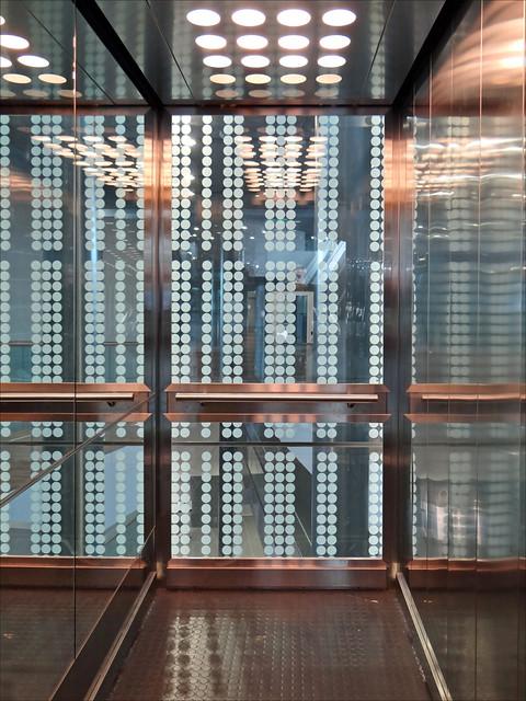 Int rieur d 39 un ascenseur maison de la musique helsinki flickr phot - Ascenseur interieur maison ...