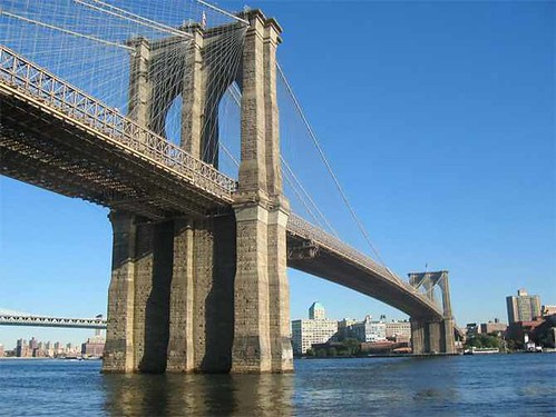 Brooklyn Bridge NY City USA bridges (18)