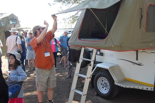 Bundu Gear Tent Demo