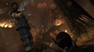 Tomb Raider - Don't move !