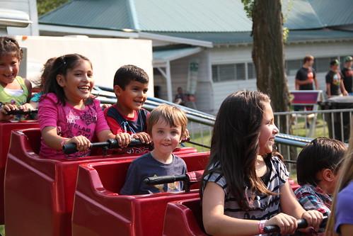 Olsen on the rollercoaster 1