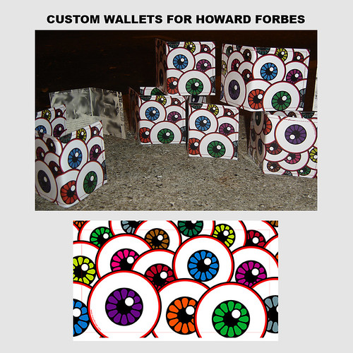 custom wallets for howard forbes