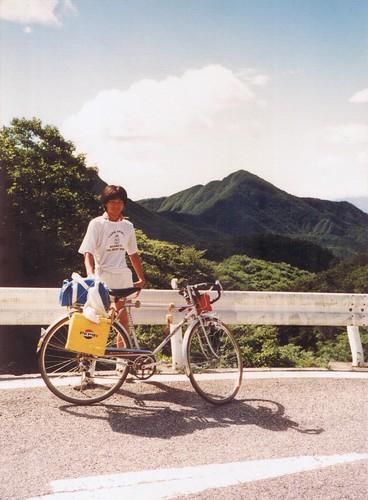 初自転車旅行