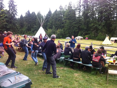 Join Us for a Backbone Community Potluck this Sunday             the 5th from 7-10pm in Seattle