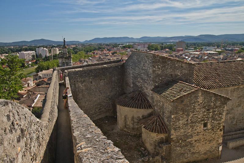 Le château des Adhémar, Montélimar
