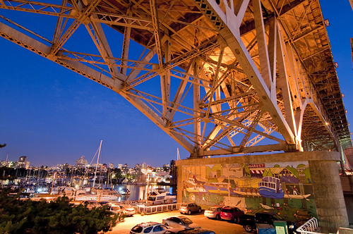 Granville Bridge by petetaylor