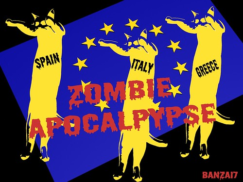 EURO ZOMBIE APOCALYPSE by Colonel Flick