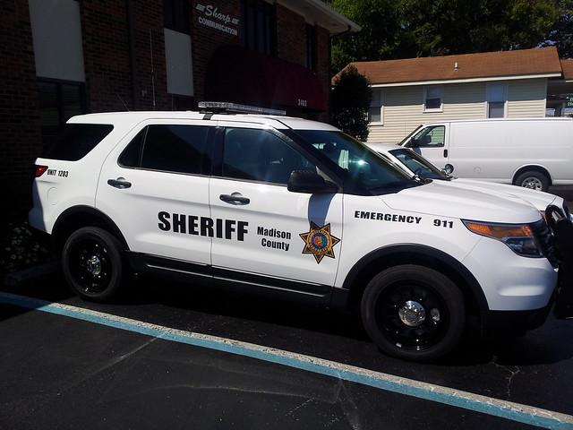 2013 Ford Police Interceptor Utility