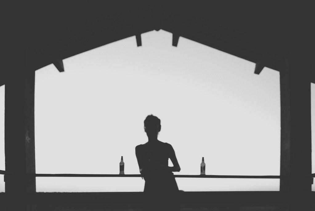 Andrea Willa's silhouette