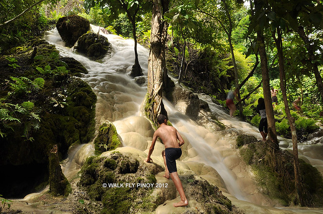 Capture the Colour: Green at the Sticky Waterfall, Thailand