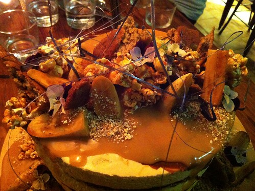 Will's mega cake, Hartsyard, Newtown