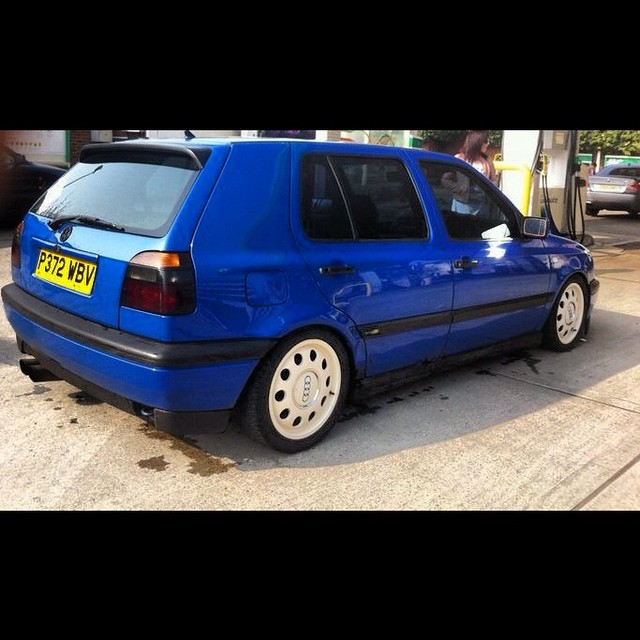 Just another mk4 golf among the 1000's 7839453764_5a29cde739_z