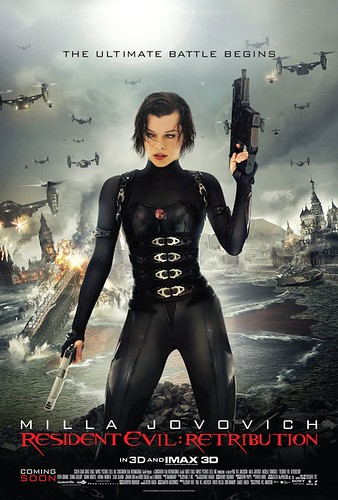 生化危机5:惩罚 Resident Evil: Retribution(2012)