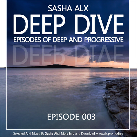 Deep Dive. Episode 003 (cover-art)