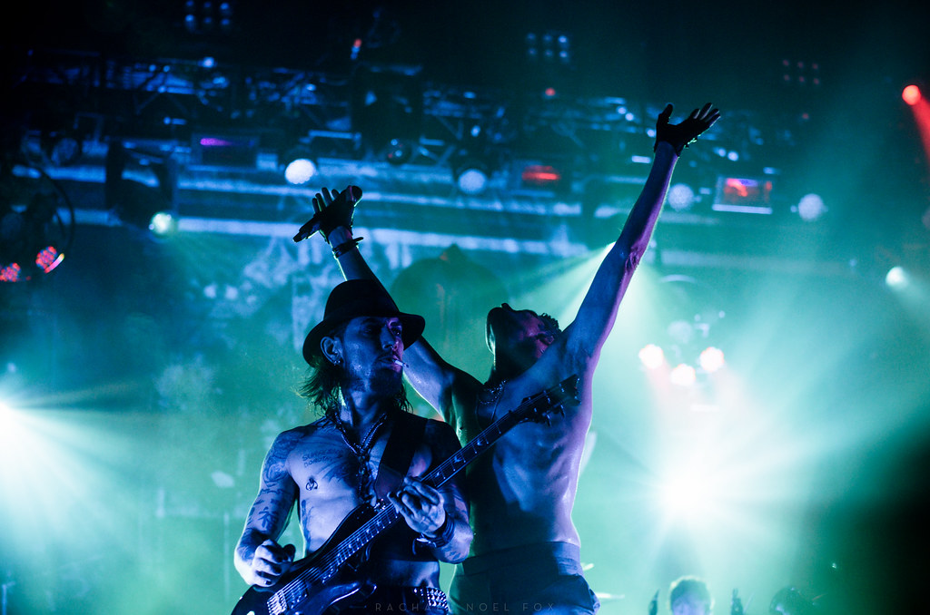 Dave Navarro and Perry Farrell (2)