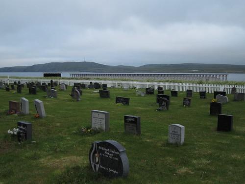 Vardø graveyard