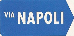 Via Napoli card