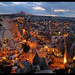 Sunset over Göreme by Dan Wiklund