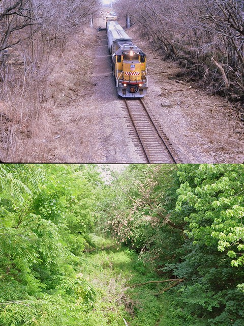 CGW before 2005 & -after 2012 St Charles IL