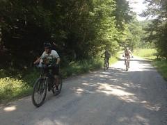 Robert, Matt and Brad Approaching P3