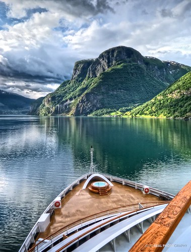 Scenic Norwegian Fjord Cruising with Seabourn