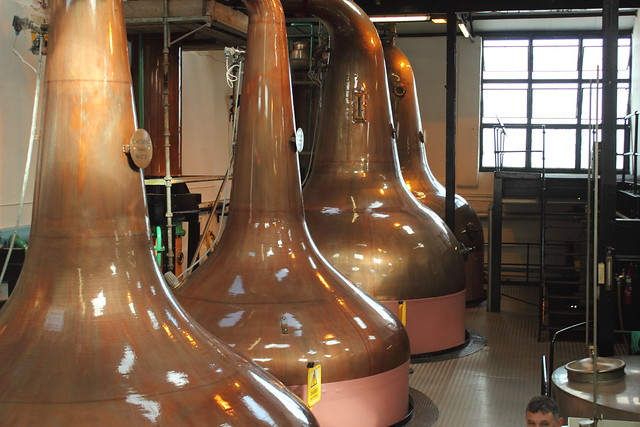 Bowmore Stills
