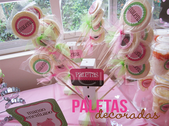Paletas Decoradas | Flickr - Photo Sharing!
