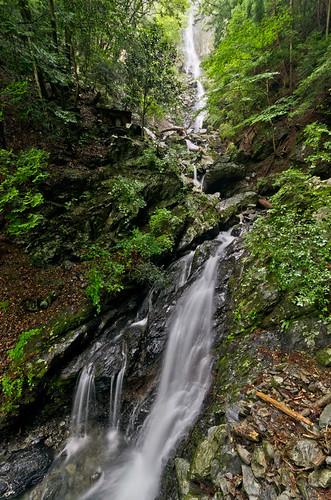 福養の滝 2012.7.8-1