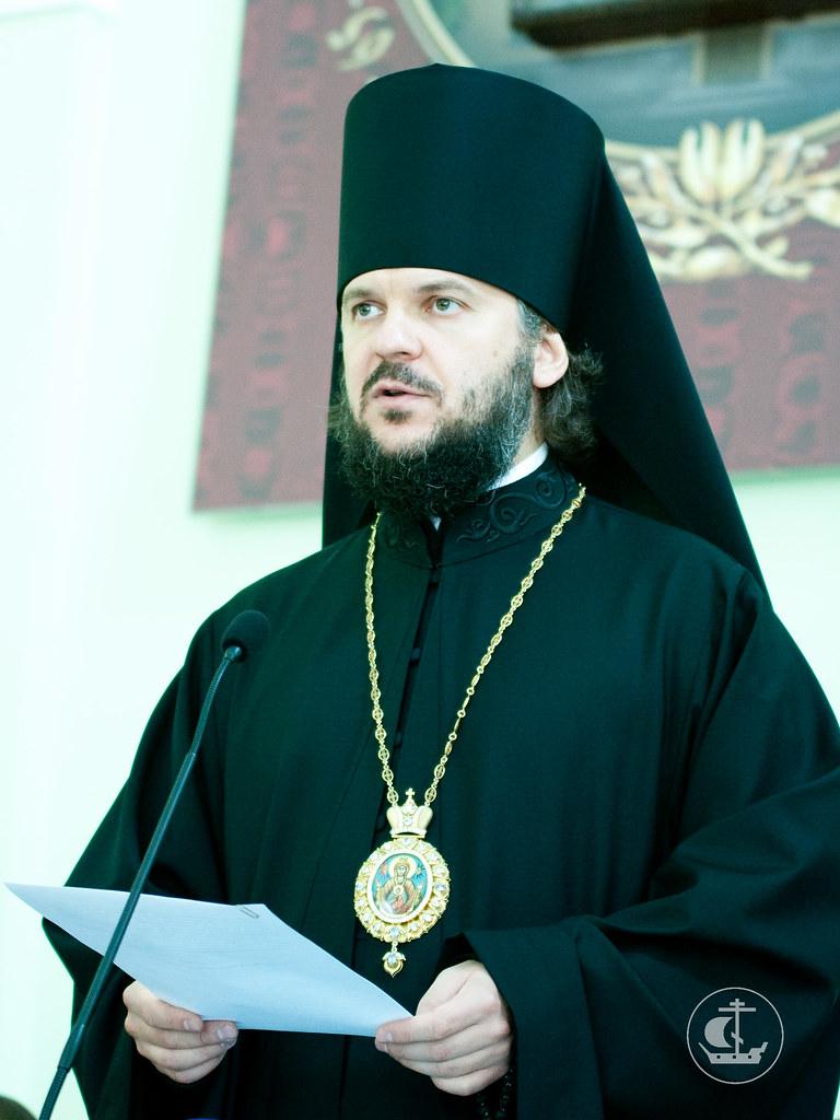 Ректор Санкт-Петербургской духовной академии