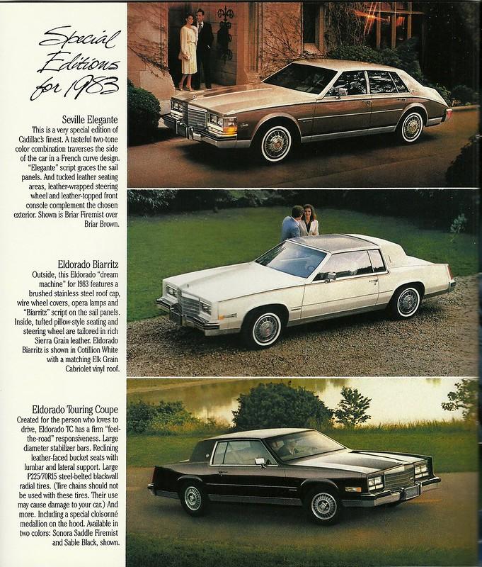 Cadillac DeVille (1982