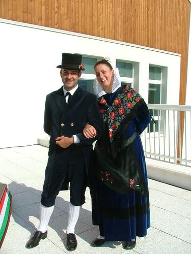 Costumi d'epoca, foto di Wilma Zanelli