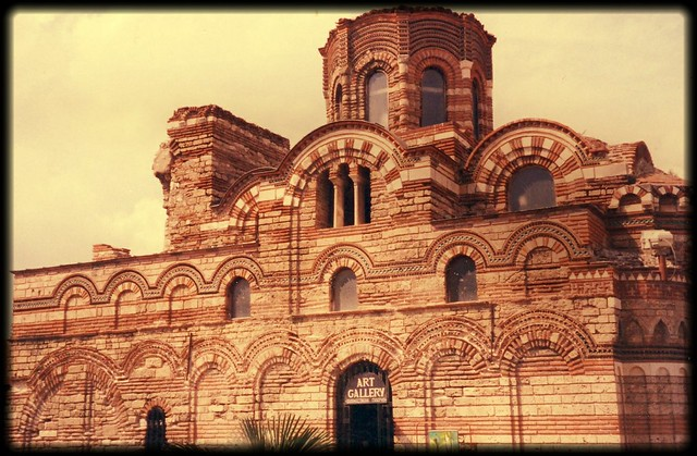 Church of Christ Pantocrator, Nessebar, Bulgaria