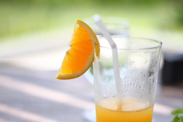 Nikoi Island: Orange Juice