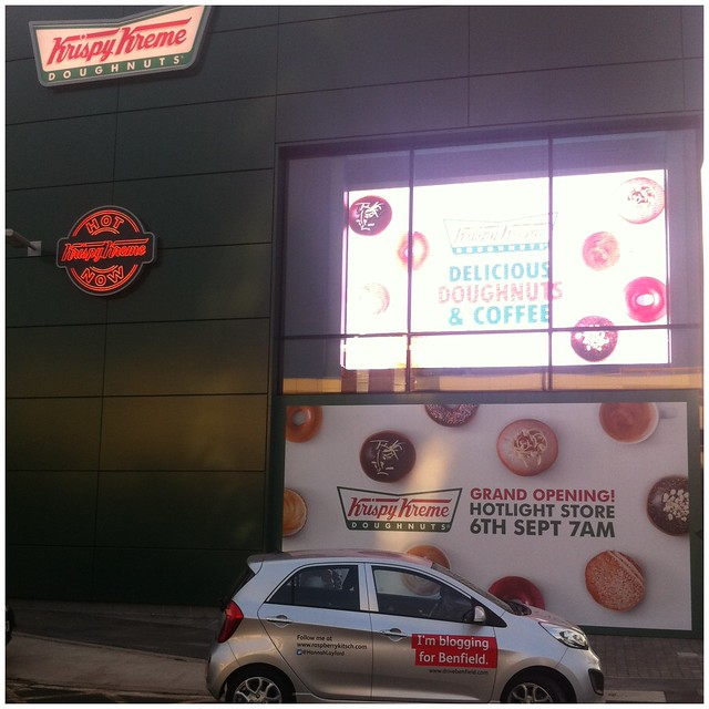 metrocentre krispy kreme north east