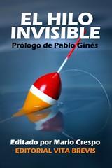 """Portada libro """"El hilo invisible"""""""