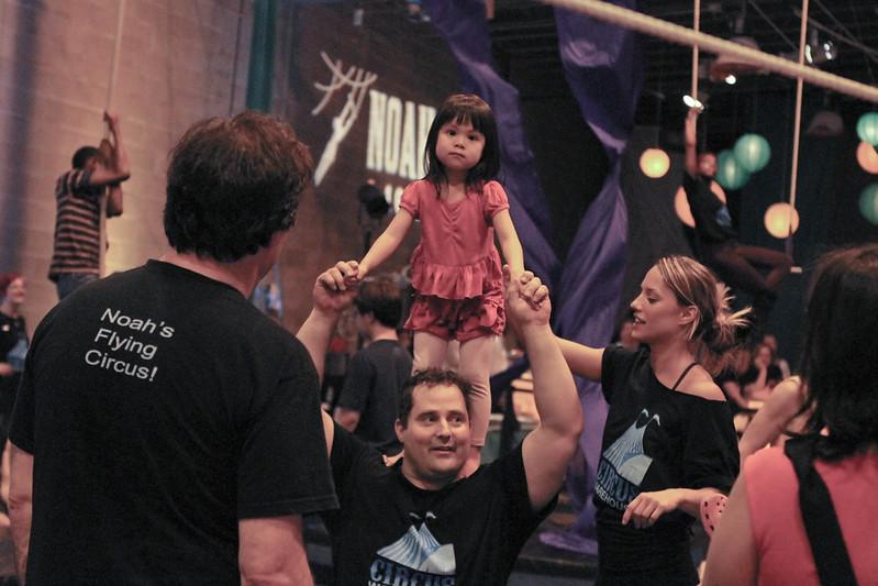 Bar mitzvah balancing
