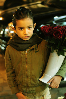 The little flower seller of Hamra