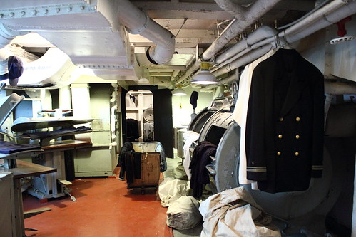 USS Alabama Laundry